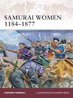 Samurai Women 1184-1877 af Giuseppe Rava, Stephen Turnbull