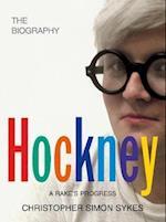 Hockney: The Biography Volume 1 af Christopher Simon Sykes