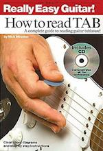 How to Read TAB (Really easy guitar!)