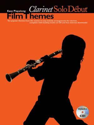 Film Themes - Easy Playalong Clarinet
