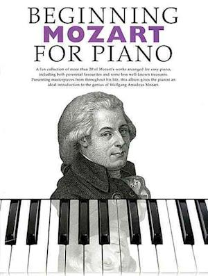 Beginning Mozart For Piano