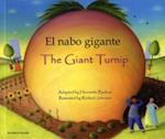 The Giant Turnip Spanish & English (Folktales)