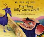 The Three Billy Goats Gruff in Gujarati & English af Richard Johnson, Henriette Barkow