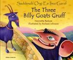 The Three Billy Goats Gruff in Somali & English (Folktales)