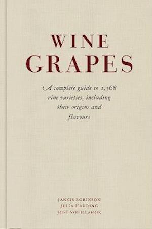 Bog hardback Wine Grapes af Jancis Robinson
