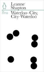 Waterloo-City, City-Waterloo af Leanne Shapton