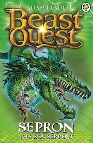 Beast Quest: Sepron the Sea Serpent