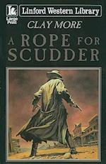 A Rope for Scudder af Clay More
