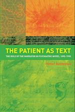 The Patient as Text af Petter Aaslestad