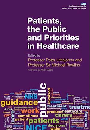Patients, the Public and Priorities in Healthcare