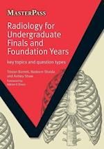 Radiology for Undergraduate Finals and Foundation Years af Tristan Barrett