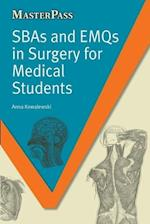 SBAs and EMQs in Surgery for Medical Students (Masterpass)