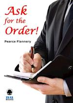 Ask for the Order!