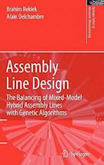 Assembly Line Design (Springer Series in Advanced Manufacturing)