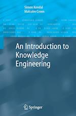 An Introduction to Knowledge Engineering