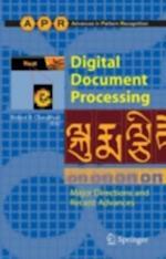 Digital Document Processing