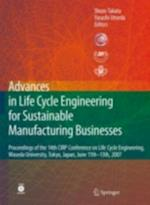 Advances in Life Cycle Engineering for Sustainable Manufacturing Businesses