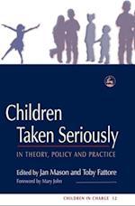 Children Taken Seriously (Children in Charge)