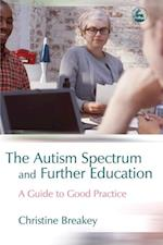 Autism Spectrum and Further Education