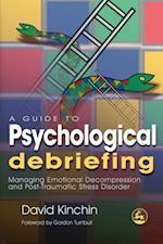 Guide to Psychological Debriefing