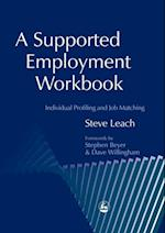 Supported Employment Workbook af Steve Leach