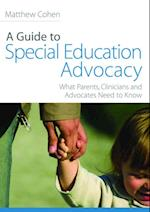 Guide to Special Education Advocacy