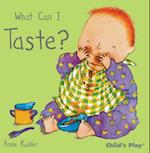 What Can I Taste? (Small Senses)
