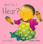 What Can I Hear? (Small Senses)
