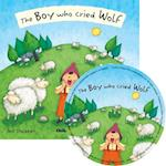 The Boy Who Cried Wolf (flip up fairy tales)