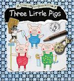 The Three Little Pigs (Fairy Tale Diaries)