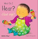 What Do I Hear? / Que oigo? (Small Senses)