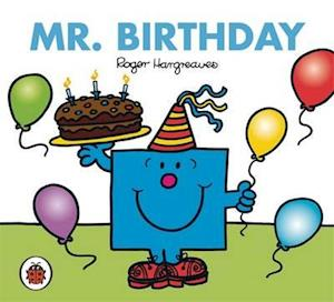 Mr Men and Little Miss: Mr Birthday