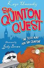 The Yetis Hunt Sir Quinton Quest af Kaye Umansky, Judy Brown