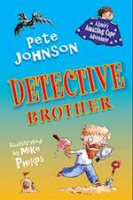 Detective Brother af Pete Johnson, Mike Philips