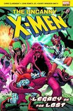 Uncanny X-Men Legacy of the Lost (Marvel Pocket Books)