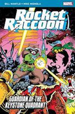 Rocket Raccoon: Guardian of the Keystone Quadrant (Marvel Pocket Books)
