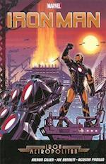Iron Man Vol. 4: Metropolitan