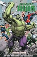 Savage Hulk af Alan Davis