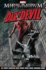 Marvel Platinum: The Definitive Daredevil