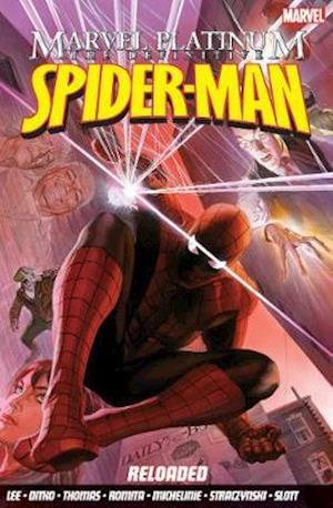 Bog, paperback Marvel Platinum: the Definitive Spider-Man Reloaded af Stan Lee
