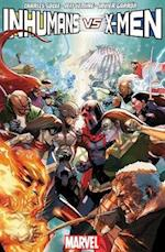 Inhumans Vs. X-men af Jeff Lemire