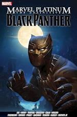 Marvel Platinum: The Definitive Black Panther