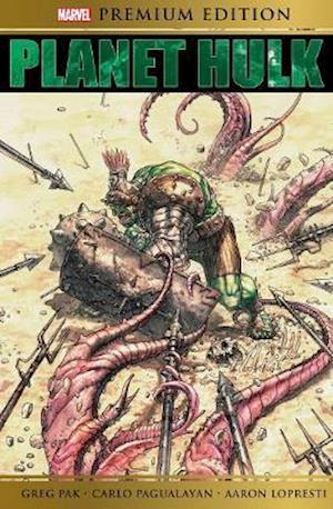 Marvel Premium Edition: Planet Hulk
