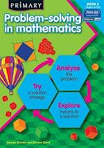 Primary Problem-solving in Mathematics