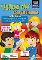 Loop Card Games - Maths Middle (Follow Me)