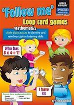 Loop Card Games - Maths Upper (Follow Me)