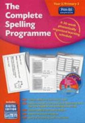 The Complete Spelling Programme Year 2/Primary 3