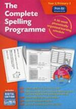 The Complete Spelling Programme Year 2/Primary 3 (Complete Spelling Programme)