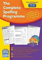 The Complete Spelling Programme Year 4/Primary 5