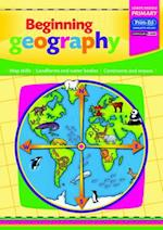 Beginning Geography af Evan-Moor Educational Publishers